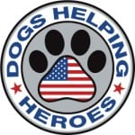 Dogs Helping Heroes Logo